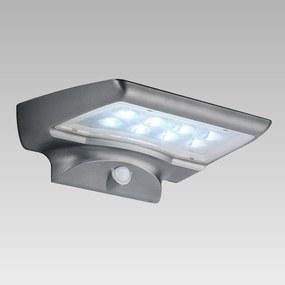 Luxera Luxera 65251 - Vonkajšie solárne svietidlo s čidlom STARGATE 8xLED/0,5W/5,4V 65251