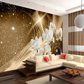 Veľkoformátová tapeta Artgeist Golden Milky Way, 350×245 cm