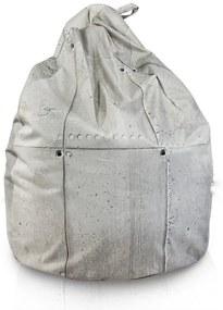 Sedací vak BAG Sako Design Industrial - L