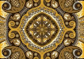 Fototapeta - Žltá mozaika (254x184 cm), 10 ďalších rozmerov