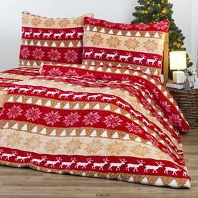 4Home obliečky mikroflanel Soby, 140 x 200 cm, 70 x 90 cm, 140 x 200 cm, 70 x 90 cm
