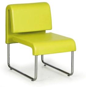 Sofa Public, zelená