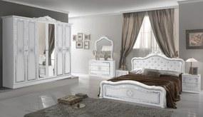Bighome - Spálňa LAISA - biela