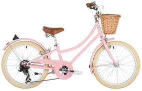 "Bicykel Bobbin Gingersnap 20"" ružový"