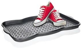 Odkvapkávač na topánky plastový 50 x 38 cm