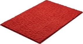 Kúpeľňová predložka Grund Stela 90x60 cm červená SIKODGSTE607