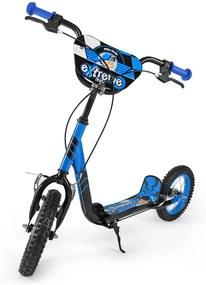 carero Detská kolobežka Milly Mally Scooter Extrema blue Modrá