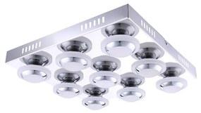 Wofi WOFI 9589.09.01.0000 - LED stropné svietidlo CARTER 9xLED/4,5W/230V W0148