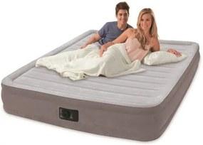 INTEX - nafukovacia posteľ 67770 Comfort Queen s integrovanou elektrickou pumpou