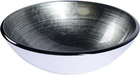 SAPHO - DAMAR sklenené umývadlo priemer 42 cm (2501-20)