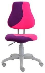 ALBA Detská rastúca otočná stolička FUXO S-LINE SU41/SU22