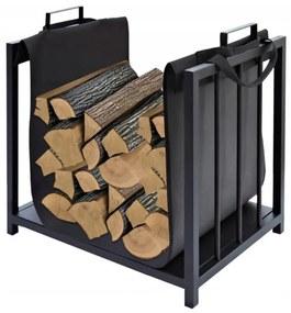 Regál na drevo kovový SDK2