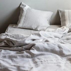 Ľanové obliečky Usva 230x220, ľan-biela Lapuan Kankurit