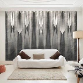 Fototapeta Bimago - Grey Citadel + lepidlo zadarmo 250x175 cm