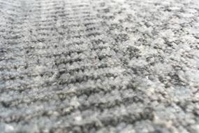 Diamond Carpets koberce Ručně vázaný kusový koberec Diamond DC-M1 Grey/aqua - 180x275 cm