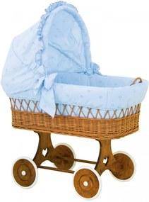 SC Prútený košík pre bábätko Bear