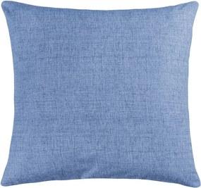 Bellatex Vankúšik Rita UNI svetlo modrá, 40 x 40 cm
