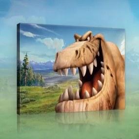 Obraz na plátne obdĺžnik - OB1525 - Dinosaury 100cm x 75cm - O1