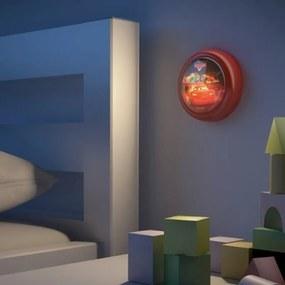 LED detské nástenné svietidlo Philips CARS 3W
