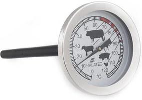 ISO Bimetalový teplomer na pečenie, 465