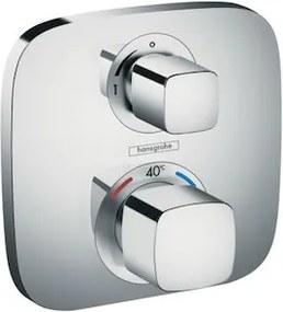 Sprchová batéria Hansgrohe Ecostat E bez podomietkového telesa chróm 15707000
