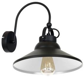 Luminex Nástenné svietidlo IRON 1xE27/60W/230V LU6224