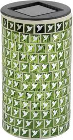 Eglo EGLO 47219 - Solárne svietidlo VOGEL 1xLED/0,03W zelená EG47219