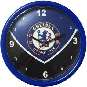 Nástenné hodiny FC CHELSEA Swoop FC CHELSEA CHE1519