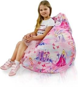 Sedací vak BAG Sako Design Princess - L