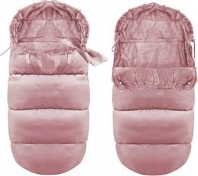 Detský fusak Ice ružový