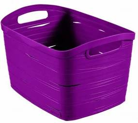 Curver Úložný box Ribbon S, fialová