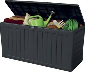 KETER MARVEL PLUS STORAGE BOX 270 L antracit (230417) - plastový úložný box