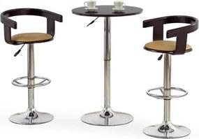 Barový stolík SB-1 Halmar třešeň
