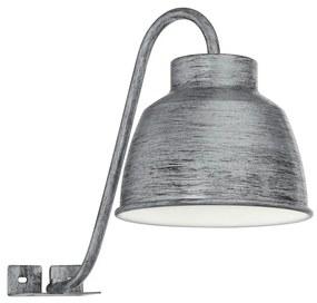 Eglo Eglo 96887 - LED Kúpeľňové nástenné svietidlo EPILA 1xGU10/3,3W/230V IP44 EG96887