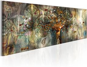 Obraz - Land of Happiness 120x40