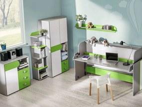 DL Detská izba FOMA 1- zelená