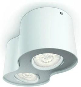 LED bodové svietidlo Philips PHASE 2x4,5W