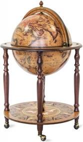 Drevený bar Globus