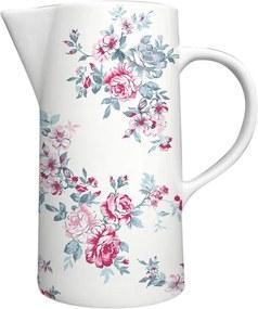 Isabelle Rose Porcelánový džbán Sofie 1100 ml