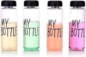Plastová fľaša