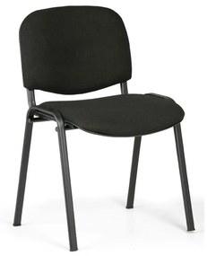 Antares Konferenčná stolička Viva - čierne nohy, čierna