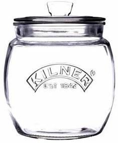 KILNER Sklenená dóza na suché potraviny - 0,85 l