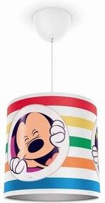 Philips 71752/30/16 Disney Micky Mouse detské závesné svietidlo E27 1x23W bez zdroja