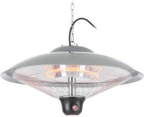 Blumfeldt Heizsporn, 60,5 cm (Ø), stropný ohrievač, LED lampa, diaľkový ovládač