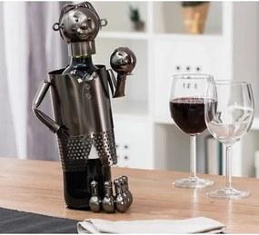 DR Kovový stojan na víno Bowling
