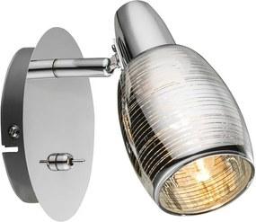 Globo Globo 54986-1 - Bodové svietidlo CARSON 1xE14/40W/230V GL3737