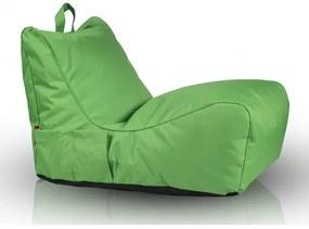 Sedaci vak INTERMENIC FLAVIO - NC02 - Zelená (Polyester)
