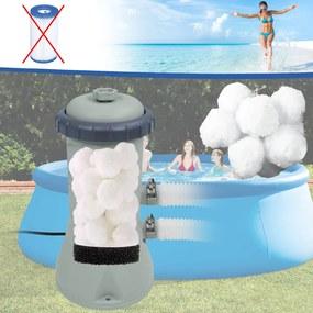 Filtračná náplň Filter Balls pre kartušové filtrácie