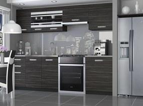 Moderná kuchyňa Madeira 240 cm