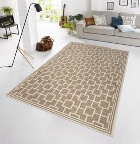 Bougari - Hanse Home koberce Kusový koberec BOTANY Bay Taupe 102484 - venkovní (outdoor) - 115x165 cm